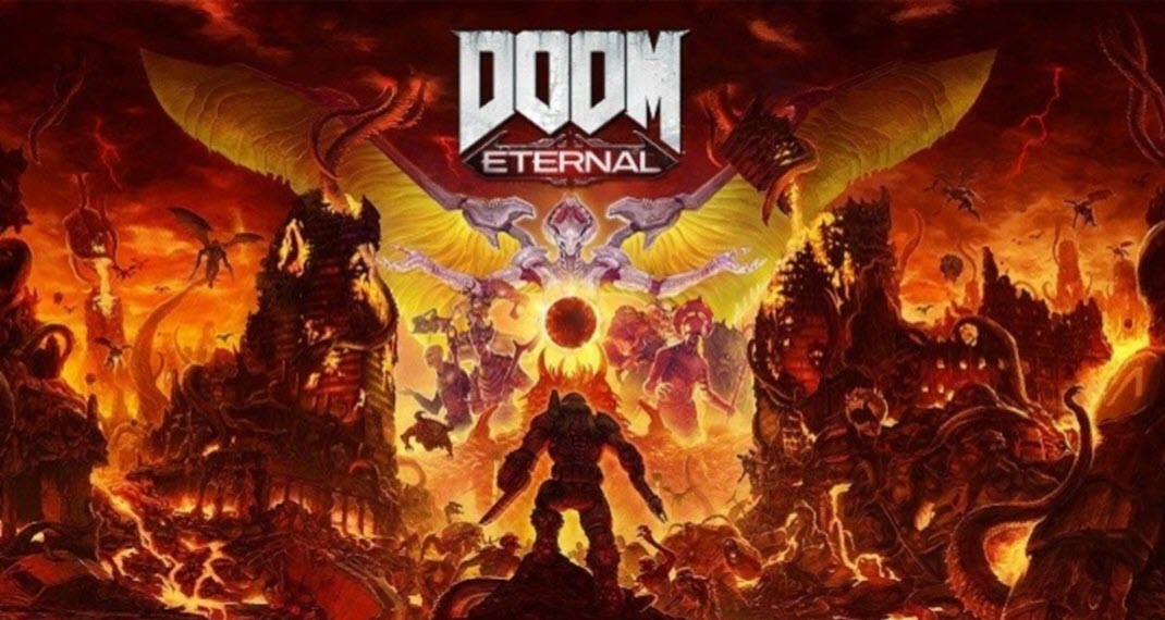 Doom Eternal, водка